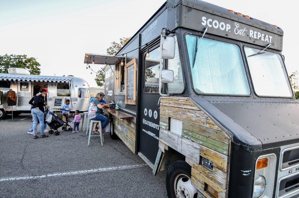 The Summit Food Truck Schedule