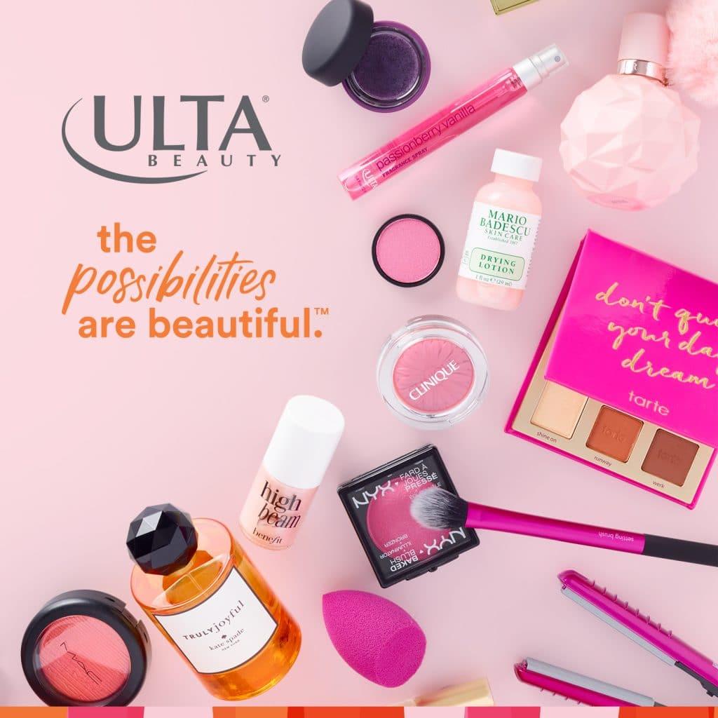 Ulta Beauty: Get $3.50 off a $15 order